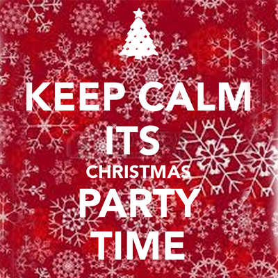 Christmas party time